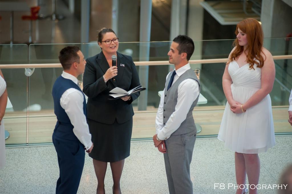Jacqueline Hoare Life Celebran Gay Wedding F8 Photography 1